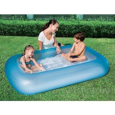 Bestway Babyzwembadje Blauw