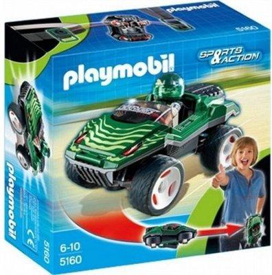 5160 Playmobil Click & Go Snake Racer