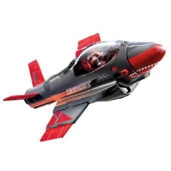 5162 Playmobil Click & Go Shark Jet