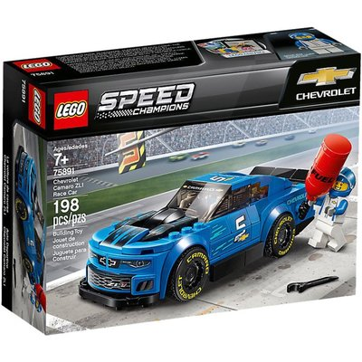 75891 LEGO Speed Champions Chevrolet Camaro ZL1 Racewagen