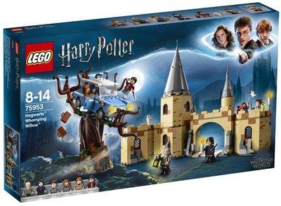 75953 LEGO Harry Potter Zweinstein Beukwilg