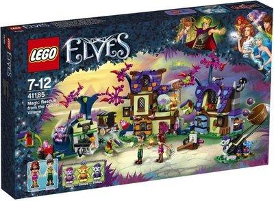 41185 LEGO Elves Magische Redding uit het Goblin-dorp