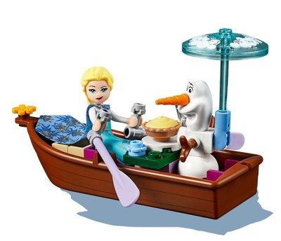 41155 LEGO Disney Frozen Elsa's Marktavontuur