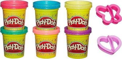 5417 Play-Doh Glitters 336 gram Klei