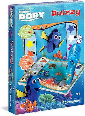 66662 Clementoni Quizzy Finding Dory