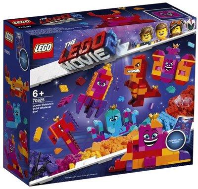 70825 LEGO The Movie 2 Koningin Watevra's Bouw Iets Doos! - 70825