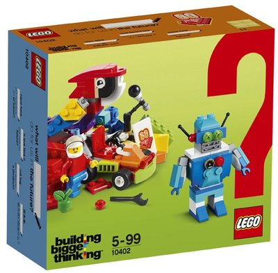 10402 LEGO Special Edition Sets Leuke Toekomst
