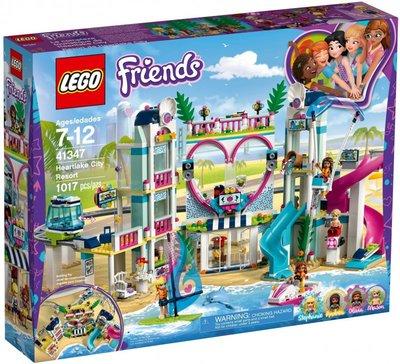 41347 LEGO Friends Heartlake City Resort