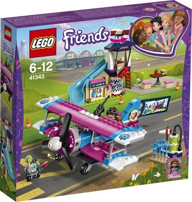 41343 LEGO Friends Heartlake City Vliegtuigtour