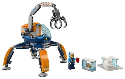 60192 LEGO City Arctic Poolijscrawler