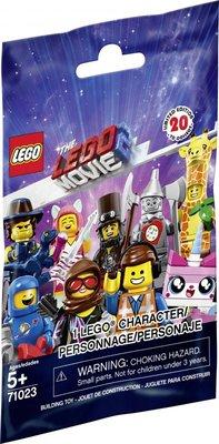 71023 LEGO Minifigures The Movie 2