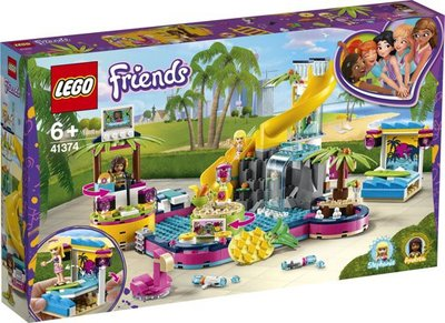 41374 LEGO Friends Andrea's Zwembadfeest