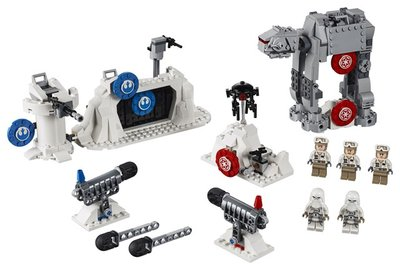 75241 LEGO Star Wars Action Battle Verdediging van Echo Base