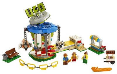 31095 LEGO Creator Draaimolen