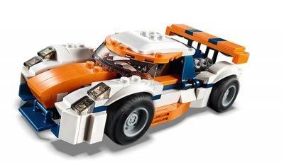 31089 LEGO Creator Zonsondergang Baanracer