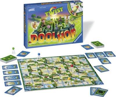 212156 Ravensburger Betoverde Doolhof Twist - kinderspel