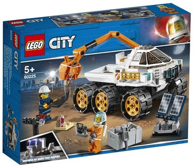 60225 LEGO City Ruimtevaart Testrit Rover