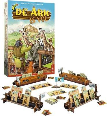 999Games De Ark is Vol Bordspel