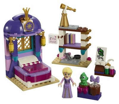 41156 LEGO Disney Rapunzel's Slaapkamer