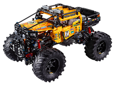 42099 LEGO Technic RC X-treme Off-roader
