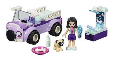 41360 LEGO Friends Emma's mobiele dierenkliniek