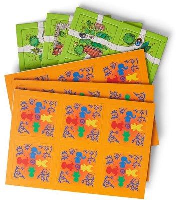 999Games Carcassonne Junior Kinderspel