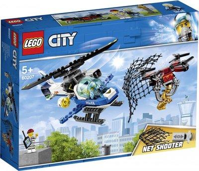 60207 LEGO City Luchtpolitie Drone-achtervolging