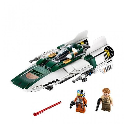 75248 LEGO Star Wars Resistance A-Wing Starfighter