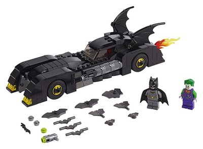 76119 LEGO Batman Batmobile: de Jacht op The Joker