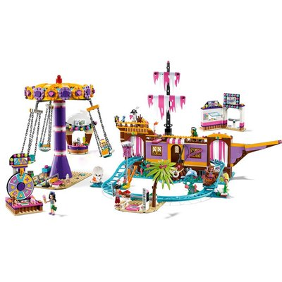 41375 LEGO Friends Heartlake City Pier met Kermisattracties