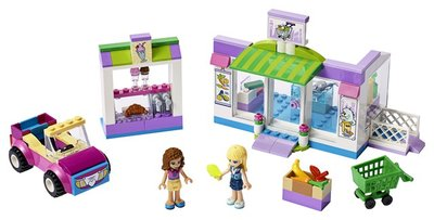41362 LEGO 4+ Friends Heartlake City Supermarkt