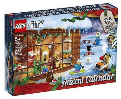 60235 LEGO City Adventskalender 2019