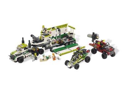 8864 LEGO World Racers Verwoestende Woestijn