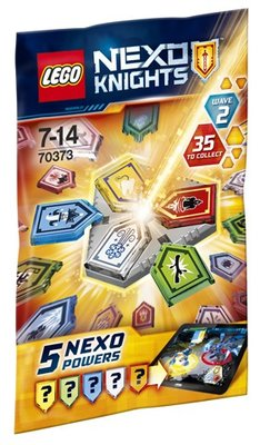 70373 LEGO NEXO KNIGHTS Combo NEXO Powers