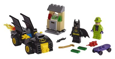 76137 LEGO 4+ Batman vs. de Roof van The Riddler