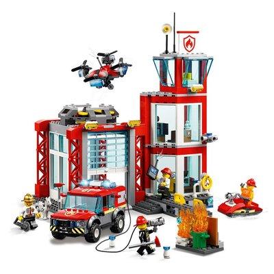 60215 LEGO City Brandweerkazerne