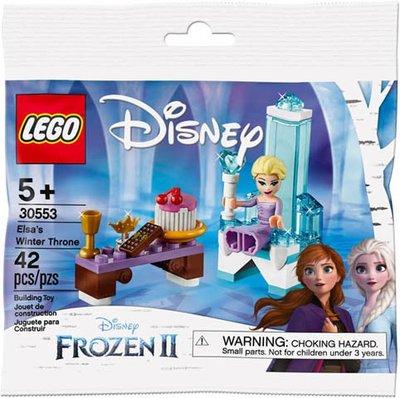 30553 LEGO Disney Frozen II Elsa's Wintertroon (Polybag)