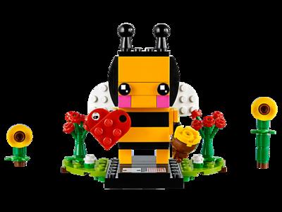 40270 LEGO Brickheadz Valentijnsbij / Valentijn
