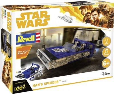 06769 Revell Star Wars Han Solo Han's Speeder