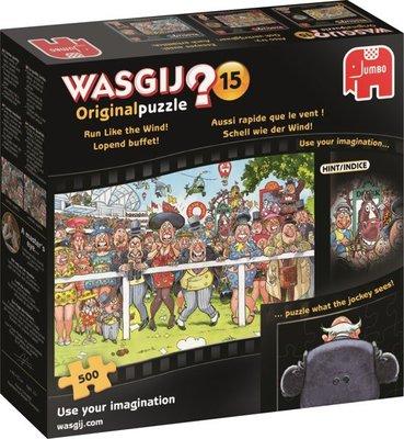81520 Wasgij Original 15 lopend buffet 500 stukjes