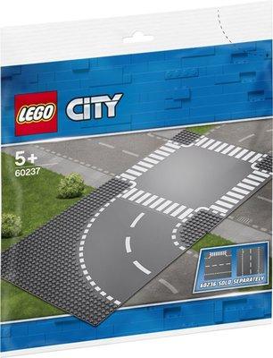 60237 LEGO City Bocht en Kruising