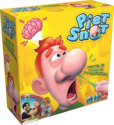31051 Piet Snot Een grappig actiespel van Goliath