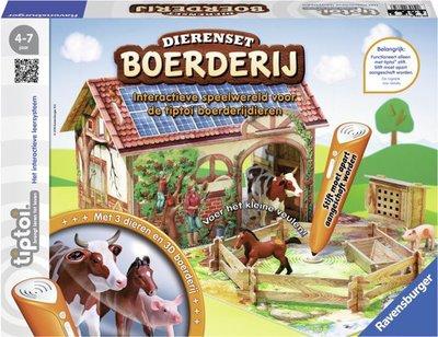 7356 Tiptoi® Dierenset boerderij