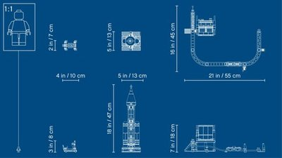 60228 LEGO City Ruimtevaart Ruimteraket en Vluchtleiding