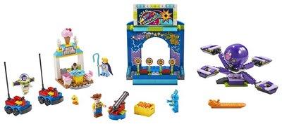 10770 LEGO 4+ Toy Story 4 Kermismania van Buzz en Woody