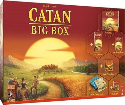 999Games De Kolonisten van Catan Big Box Bordspel