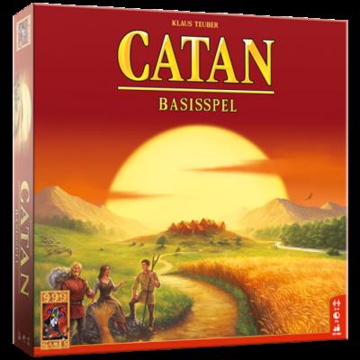 999Games De Kolonisten van Catan Basisspel