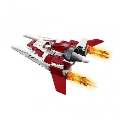 31086 LEGO Creator Futuristisch Vliegtuig