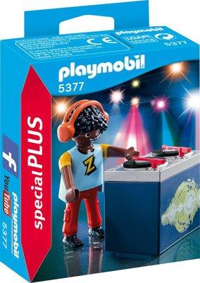 5377 PLAYMOBIL Special Plus DJ