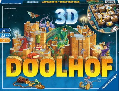 262779 Ravensburger Doolhof 3D